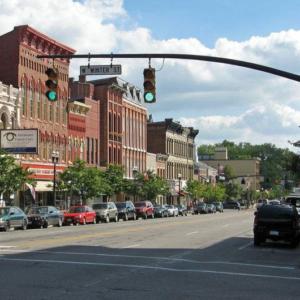 Delaware, Ohio street