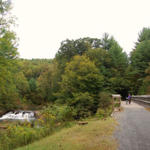 Southwest VA trail